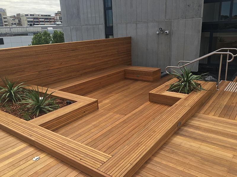 Timber Decking & Landscape